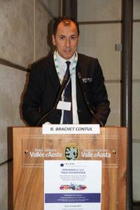 Direttore Scientifico Riccardo Brachet Contul - Convegno SICE Italia Occidentale Aosta