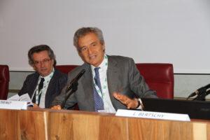 I due presidenti - Convegno SICE Italia Occidentale Aosta