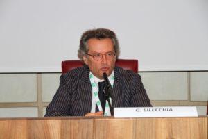 Presidente Gianfranco Silecchia - Convegno SICE Italia Occidentale Aosta