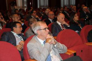 Prof. E. Tiret, Prof. F. Corcione e Prof. A. Valeri - Convegno SICE Italia Occidentale Aosta
